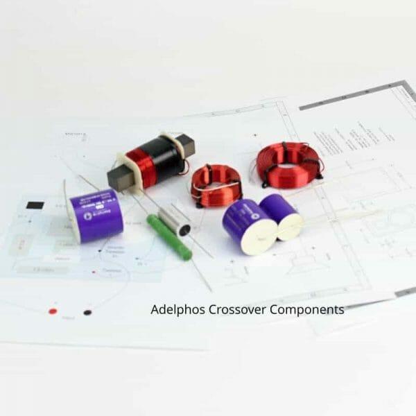 Adelphos Bare Bones Kit Crossover Components