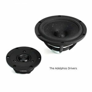 Adelphos Bare Bones Speaker Kit Drivers