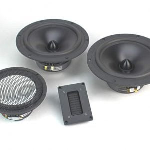 Bordeaux speaker Kit Drivers