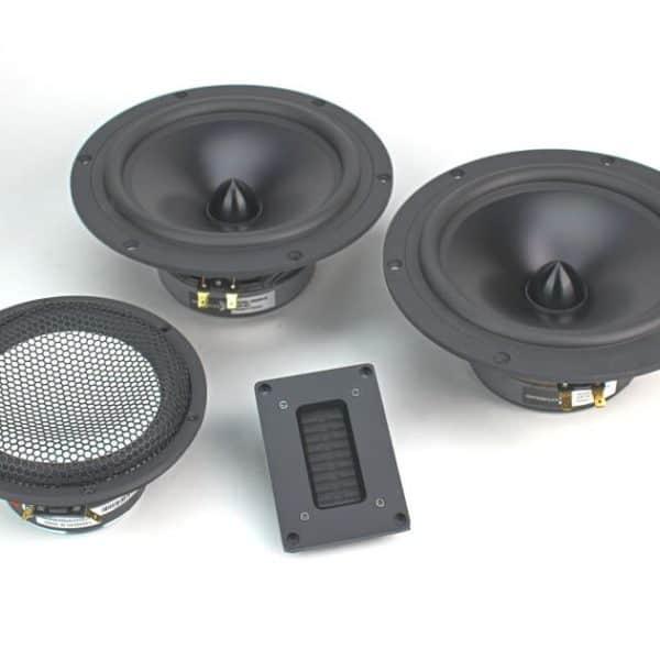 Bordeaux speaker Kit Drivers