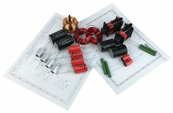 Micro Statement Kit Crossover Components
