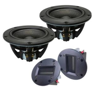 Micro Statement Loudspeaker Kit Drivers