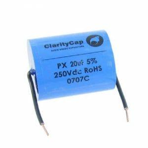 Clarity PX20 20uf Capacitor