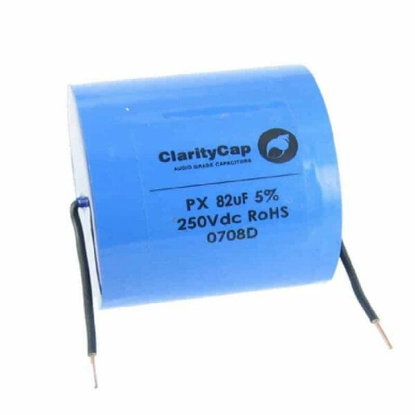Clarity PX Range 82uf Capacitor