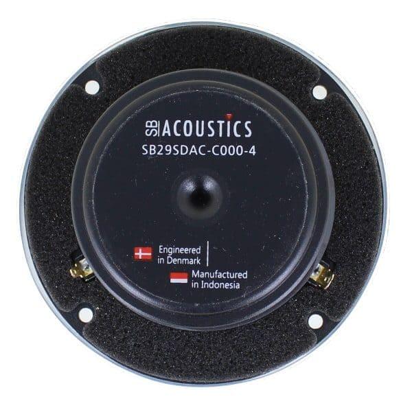 SB Acoustics SB29SDAC-C000-04 Back