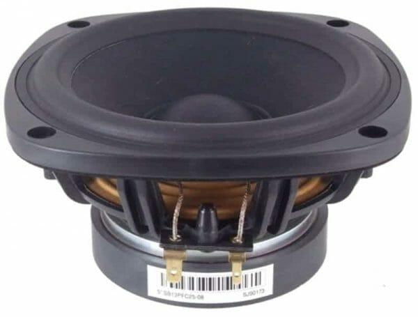 SB Acoustics SB13PFC25