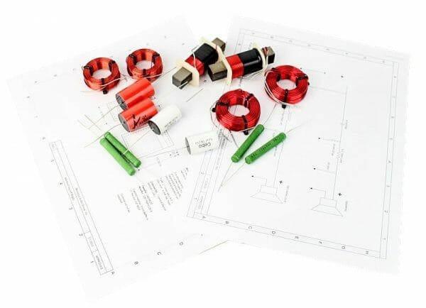 Mandolin Crossover Components
