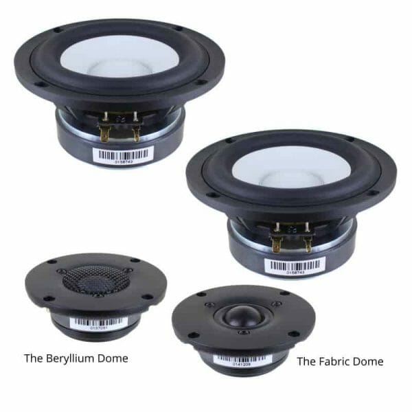 Drivers for the SB Revolution Loudspeaker Kit