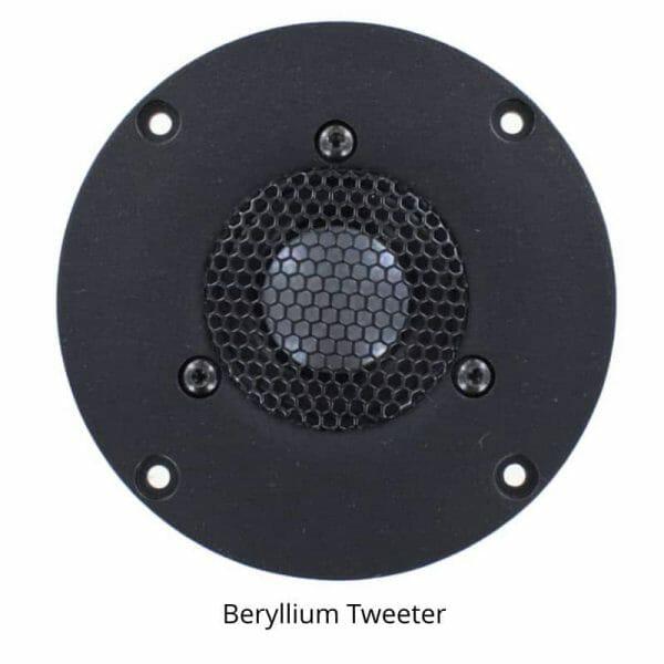 Beryllium Tweeter Premium Option