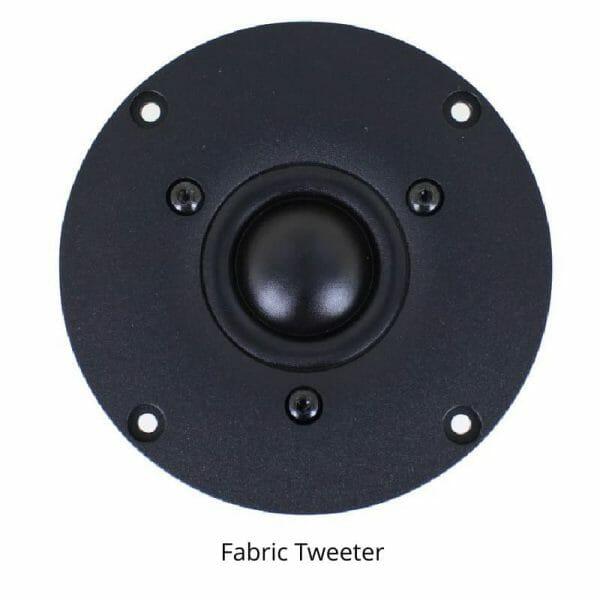 Fabric Tweeter Downgrade Option
