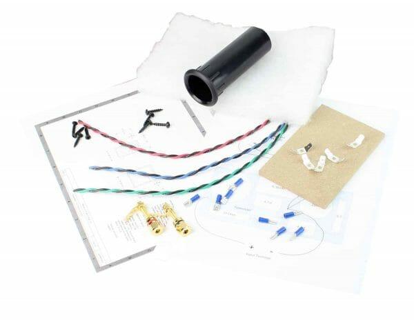 Paul Carmody's Full Kit Option for the Speedster Speake Kit