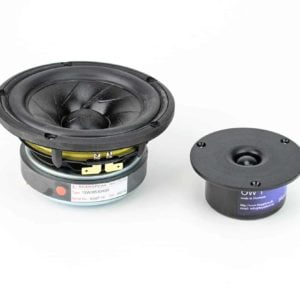 Drivers for Paul Carmody's Carrera Speaker Kit