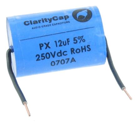 Clarity 12uf PX Range Capacitor