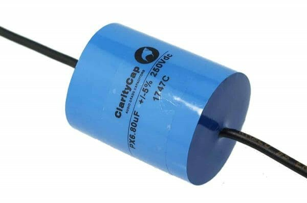 Clarity 6.8uf PX Range Crossover Capacitor