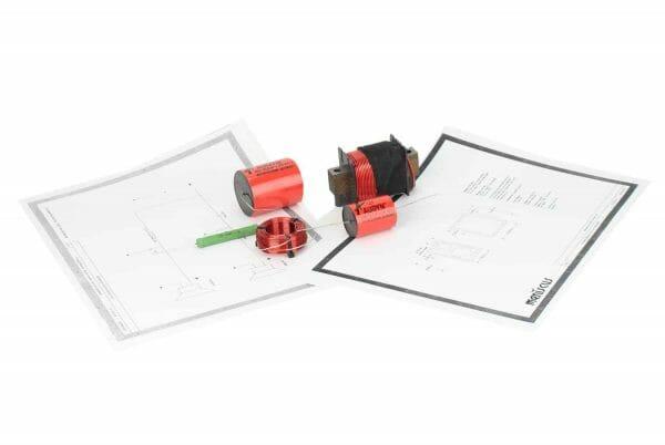 Finalist Monitor Bare Bones Speaker Kit Parts
