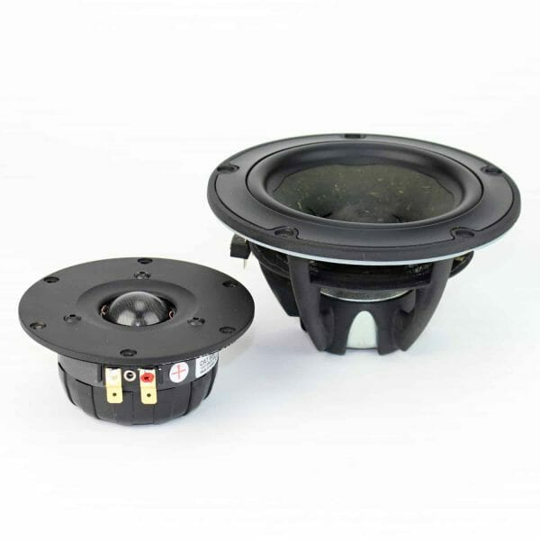Drivers for the Finalist Monitor speaker kit