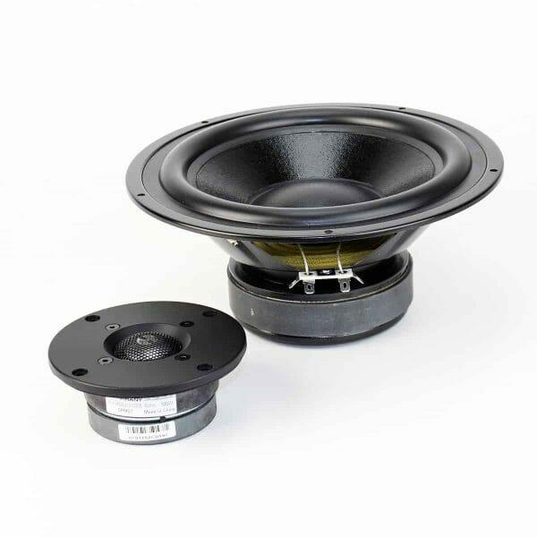 Ben Shaffer's Zingers speaker kit