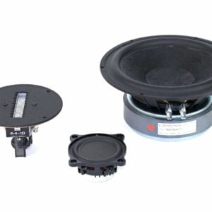 BMR Phiharmonitor Speaker Components
