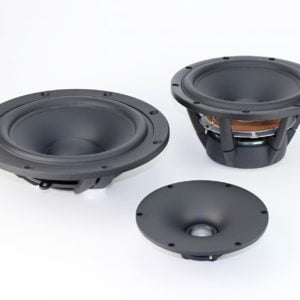 Drivers for the Helios Speaker kit